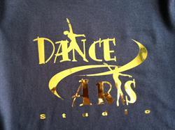 Dance Studio Promotional Shirt