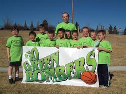 Basket Ball Team Banner