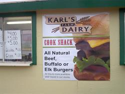 Restaurant Building Banner