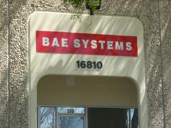 Aluminum building sign
