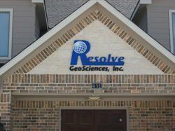 Acrylic building sign