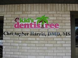 Sealy Endodontics Office Sign