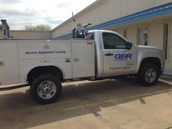 QBR Refrigeration Vehicle Graphics