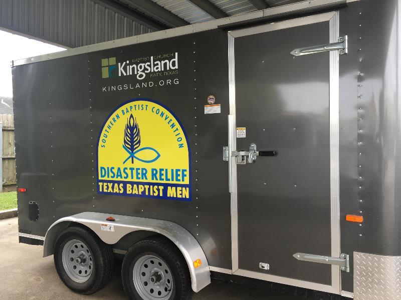Kingsland Baptist Vehicle Graphics