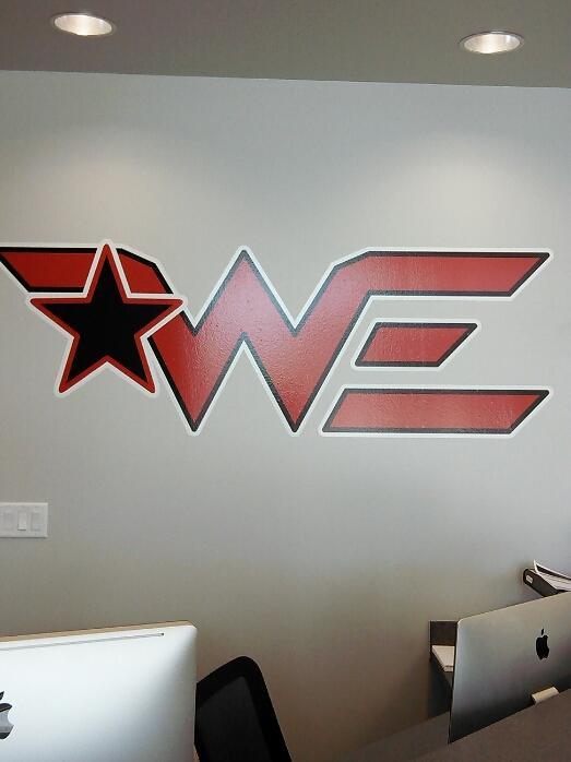 Woodlands Elite Wall Graphics