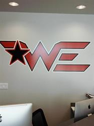 Woodlands Elite Wall Graphics