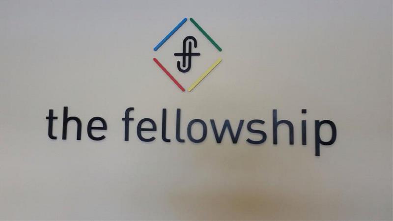 The Fellowship Wall Graphics