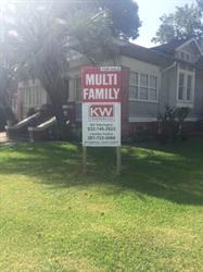 Keller Williams For Sale Site Sign