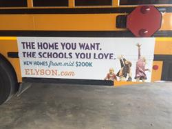 Katy ISD Bus Graphics