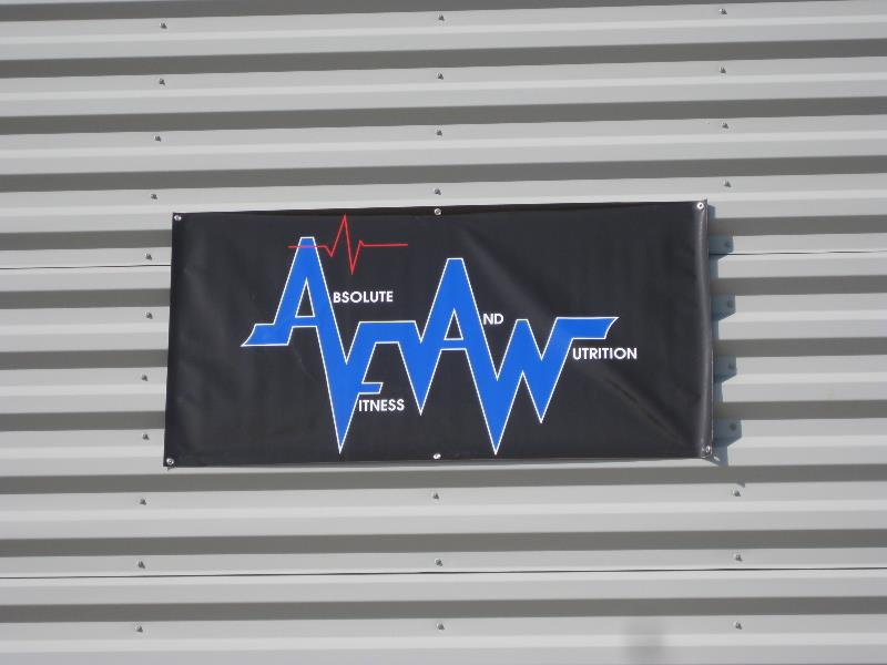 Absolute Fitness and Nutrition Banner
