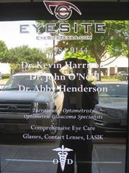 Eyesite Door Graphics