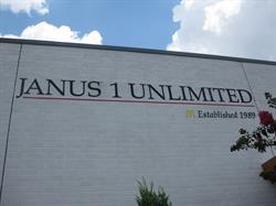 Janus 1 Unlimited Dimensional Logo