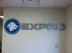 Expro Dimensional Wall Letters