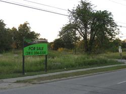Oldham Goodwin Real Estate Site Sign