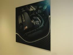 Monument BMW Decorative Print