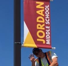Boulevard Banner/Mounts