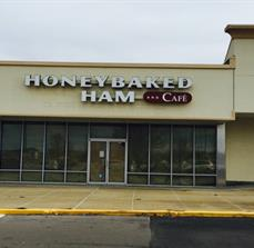 Honey Baked Ham_Illuminated signs
