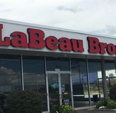 LeBeau Bros Kankakee_Illuminated Sign