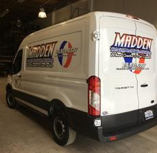 Madden HVAC_Vehicle