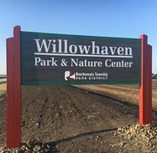 Willowhaven Park_site sign