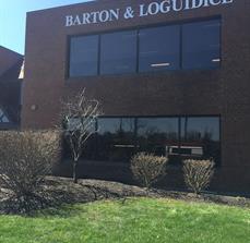 Barton & Loguidice Dimensional Letters