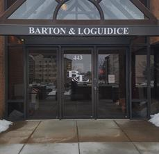 Barton & Loguidice Entry Sign