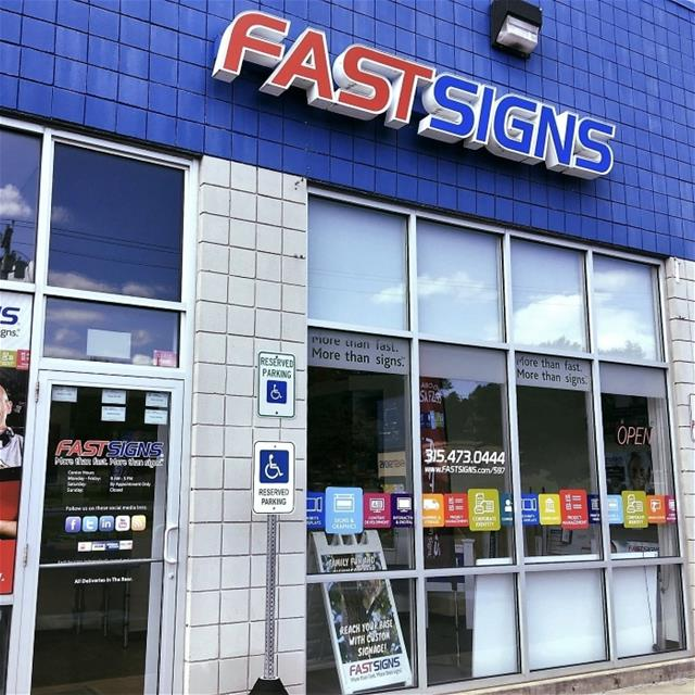 FASTSIGNS® of Syracuse, NY