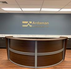 Ardaman & Associates Channel Letters