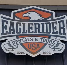 Eaglerider Rentals and Tours Wall Graphics
