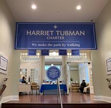 Harriet Tubman Charter School Banner
