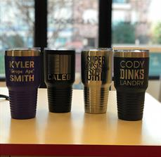 Promotional Products Custom Tumblers