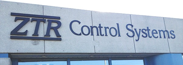 ZTR Dimensional Building Sign and Building Letters