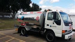 Fuel Truck Graphics