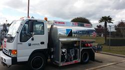 Fleet Graphics for Fuel Trucks