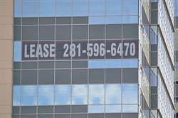Office Building For Lease Window Film