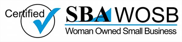 SBA Women Owned Small Business certified