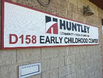 Huntley SD 158