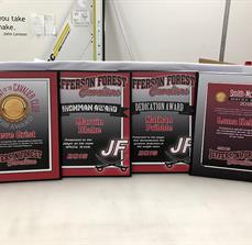 Jefferson Forest High School Awards