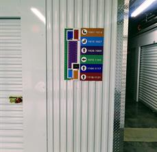Eastside Storage Wayfinding Sign