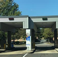 Home Savings Bank Drive Thru Signs