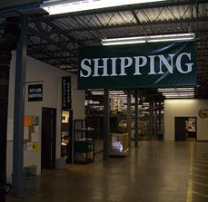 Neiman Marcus Shipping Banner