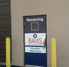 Bales Door Graphics