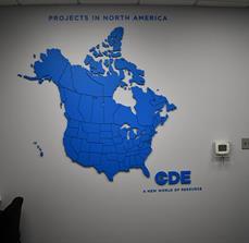 Custom Decorative Wall Graphics