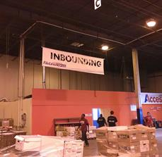 Custom Warehouse Banners