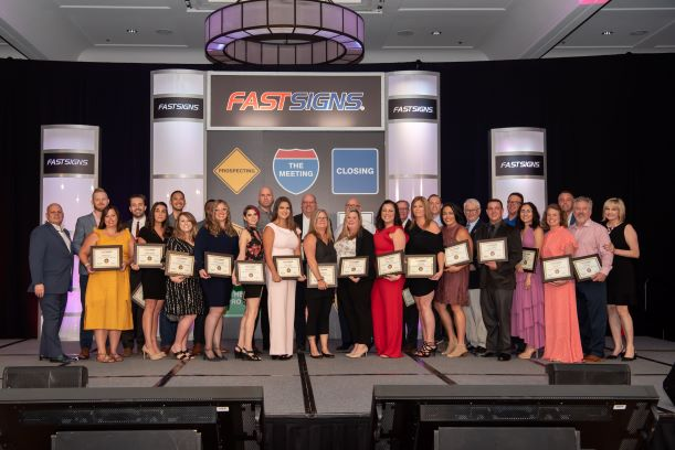 2019 Outside Sales Certification Recipients