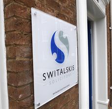 Branded Outdoor Sign-UK