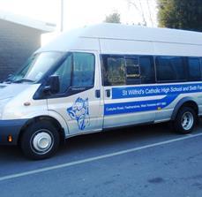 School Bus Vehicle Graphic-UK