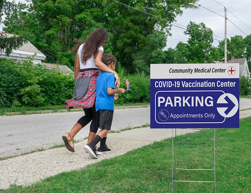 parking & exterior signs