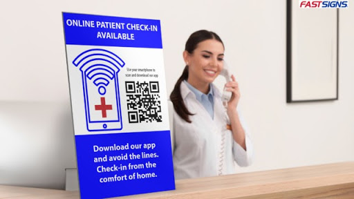 contactless signs