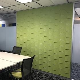 office acoustic panel